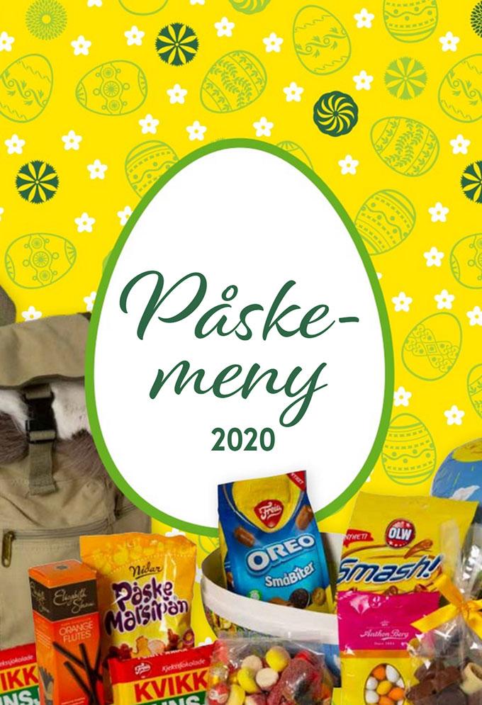 Påskemeny 2020